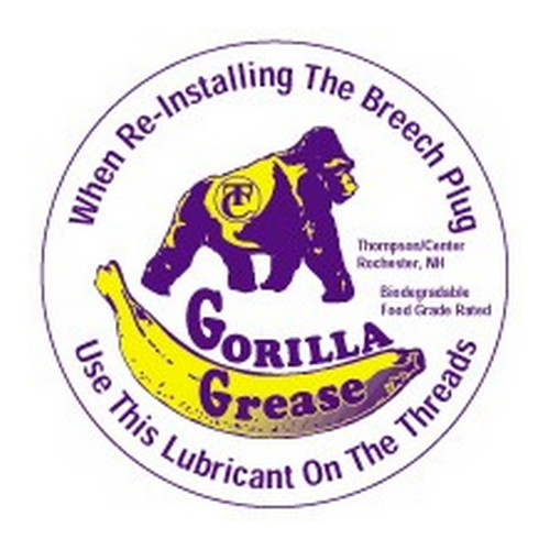 Thompson/Center Arms Thompson/Center Arms Gorilla Grease, 1/4 oz 7356