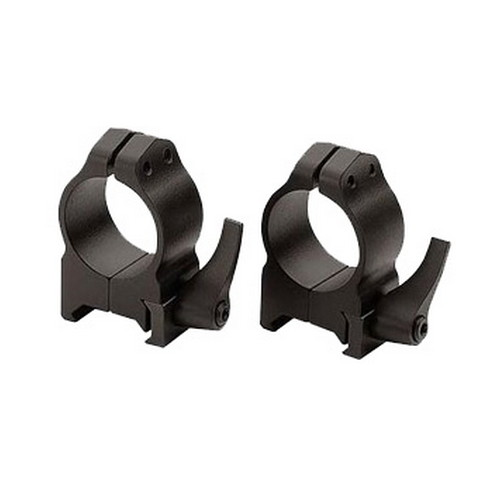 Thompson/Center Arms Thompson/Center Arms Maxima Rings Quick Release Medium Blued 7434