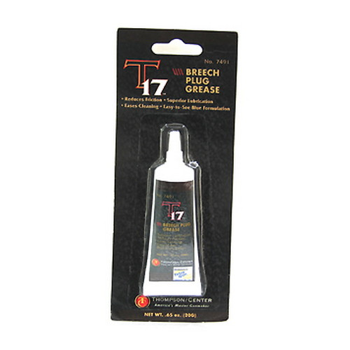 Thompson/Center Arms Thompson/Center Arms T17 Accessories Breech Plug Grease 1/2oz Tube 7491