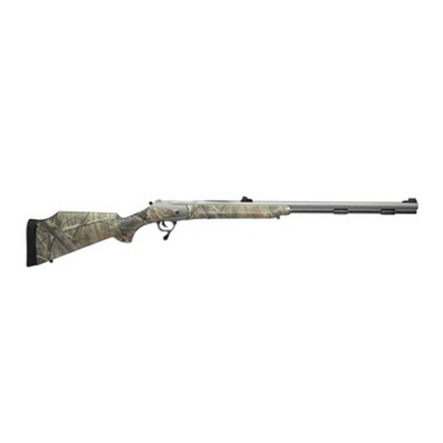 Thompson/Center Arms Triumph Muzzleloader 50 Caliber, Realtree AP HD, (Weather Shield Metal Coating)