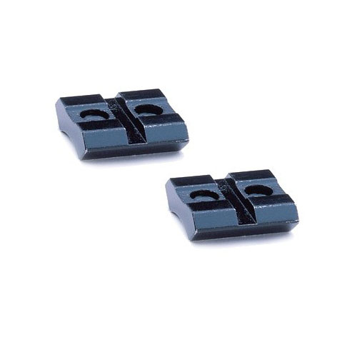 Thompson/Center Arms Weaver Style Base System 1 & Black Diamond (2 Piece Blued)