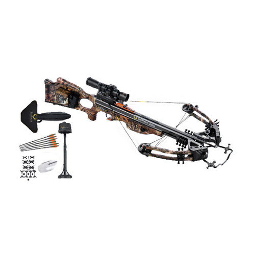 TenPoint Crossbow Technologies TenPoint Crossbow Technologies Carbon Elite XLT w/Package,Mossy Oak Infinity Camo C12006-6111