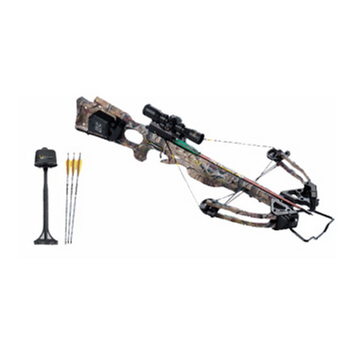 TenPoint Crossbow Technologies Turbo XLT II Package Realtree APG HD Camo
