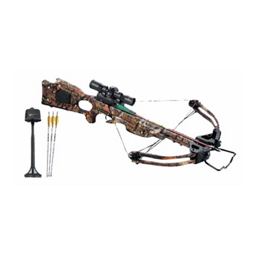 TenPoint Crossbow Technologies TenPoint Crossbow Technologies Titan Xtreme Package with ACUdraw 50, Mossy Oak Infinity Camo C12047-6521
