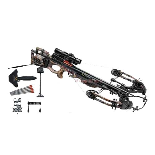 TenPoint Crossbow Technologies TenPoint Crossbow Technologies Vapor w/Package Range Master Pro, Realtree Extra Green Camo C13004-7411