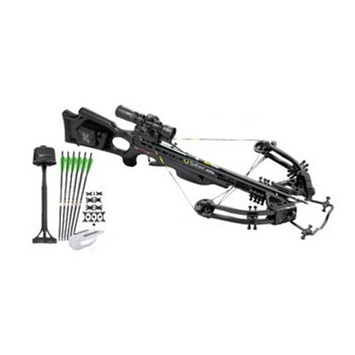TenPoint Crossbow Technologies TenPoint Crossbow Technologies Tactical XLT w/Package RM Pro Scope, Black C13005-1211