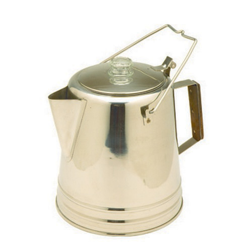 Tex Sport Tex Sport Percolator, Stainless Steel 14 Cup 13217