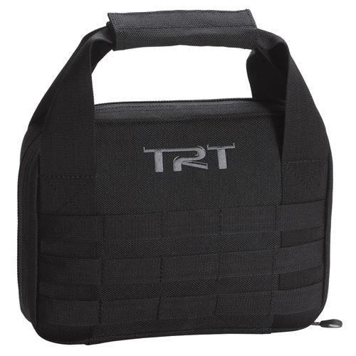 Tex Sport Tex Sport Pistol Case, Black Single TRT008-BLK