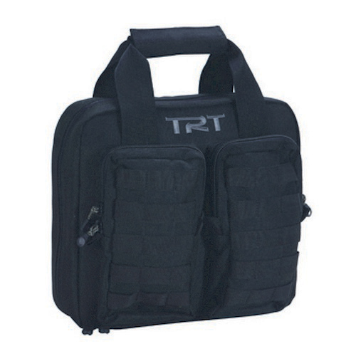 Tex Sport Pistol Case, Black Double