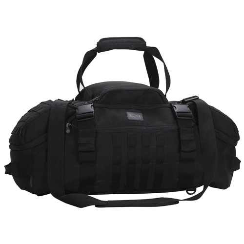 Tex Sport Tex Sport Forced Entry Gear Bag Black TRT012-BLK