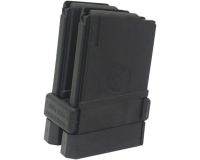 Thermold Thermold Zytel Twin Mag Lock for 2- 20 Round Magazines 2AR/20/MLCB
