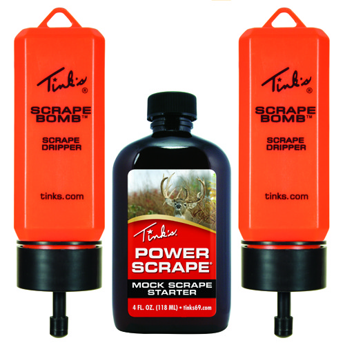 Tinks Tinks Power Scrape Value Pack w/2 Drippers W5945