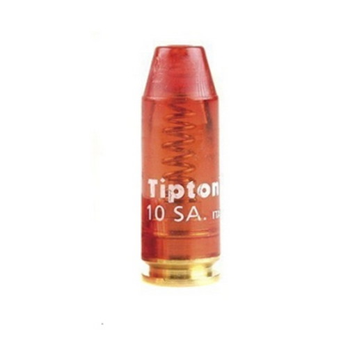 Tipton Snap Caps 10mm Pistol, Per 5