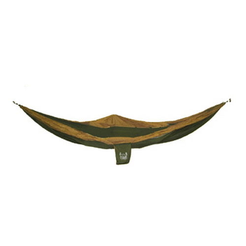 Grand Trunk Grand Trunk Double Parachute Hammock Olive Green/Khaki Double Parachute Hammock DH-01