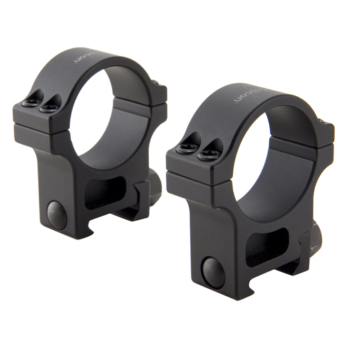 Trijicon 34mm Rings Standard Height, Aluminum