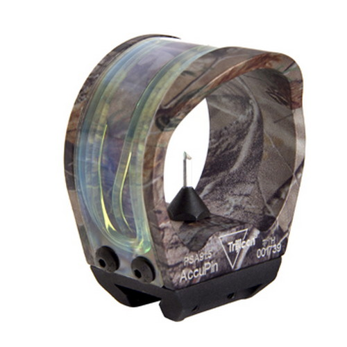 Trijicon Trijicon AccuPin Bow Sight Green, Realtree AP BW01G-RT