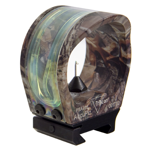 Trijicon Trijicon AccuPin Bow Sight Green, Realtree AP, Rail Grabber Mount BW02G-RT