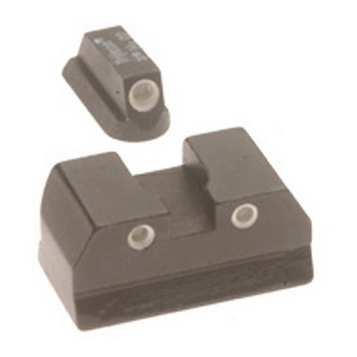 Trijicon CZ75 with Dovetail Front 3 Dot Night Sight Set