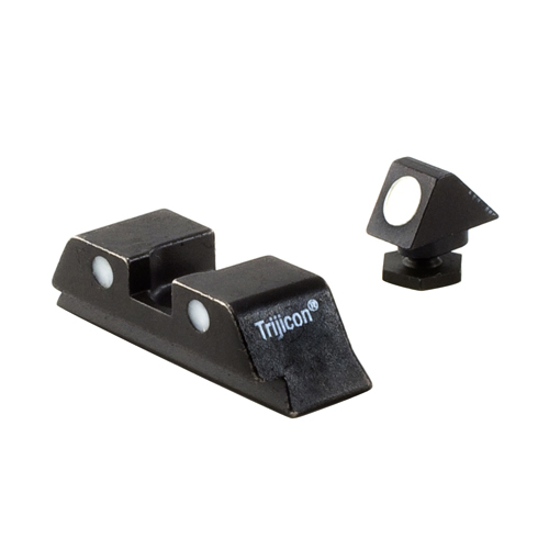 Trijicon Trijicon Glock 3 Dot Front & Rear Night Sight Set, No Tritium GL05