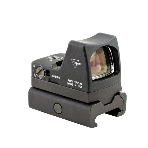 Trijicon RMR Sight 3.25 MOA, RM34W Weaver Rail Mount