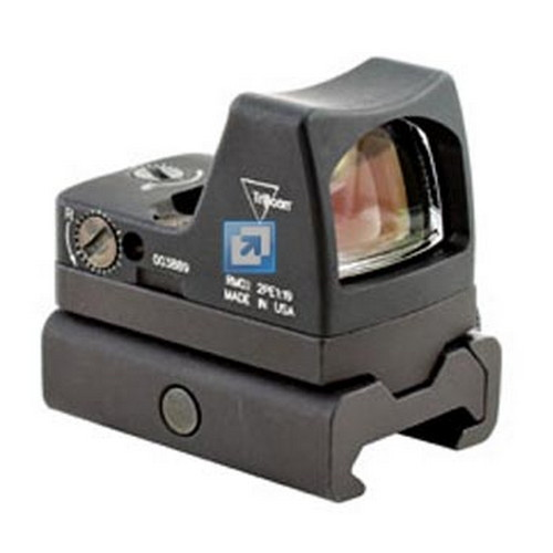 Trijicon RMR Sight 8 MOA w/RM34W Weaver Rail Mount