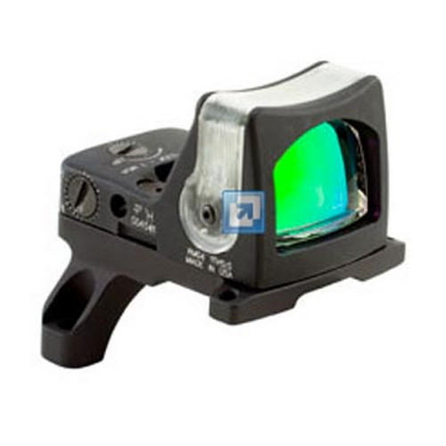 Trijicon Trijicon RMR Sight 7MOA Dual Illuminated w/RM35 ACOG Mount RM04-35