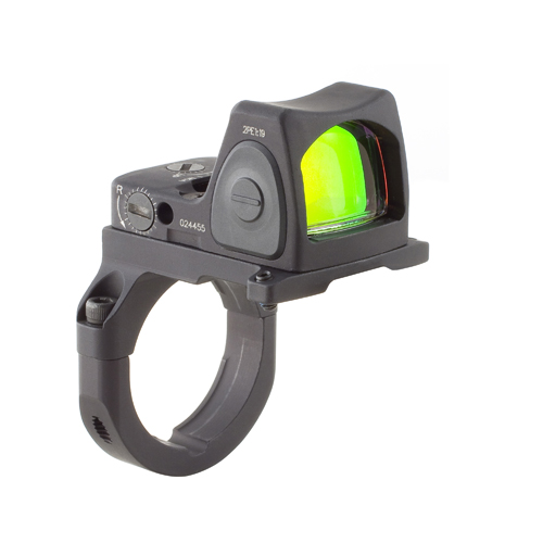 Trijicon RMR Sight Adjustable 6.5 Minutes Of Angle w/RM38 ACOG