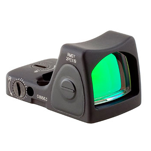 Trijicon Trijicon RMR Sight Adjustable(LED) 6.5 Minutes Of Angle Red Dot RM07