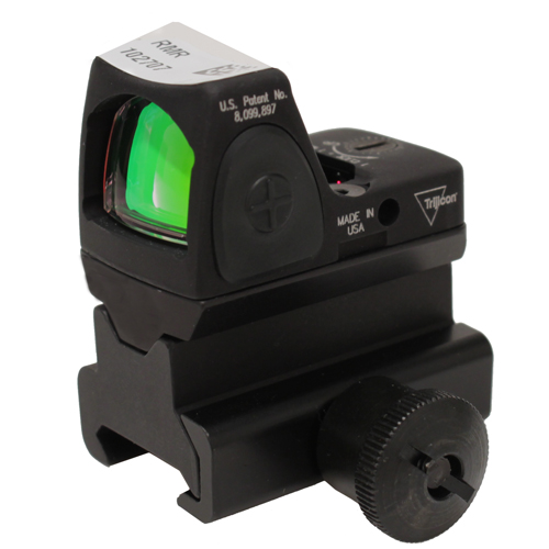 Trijicon Trijicon RMR Sight Adjustable 6.5 Minutes Of Angle w/RM34 Picatinny Mount RM07-34