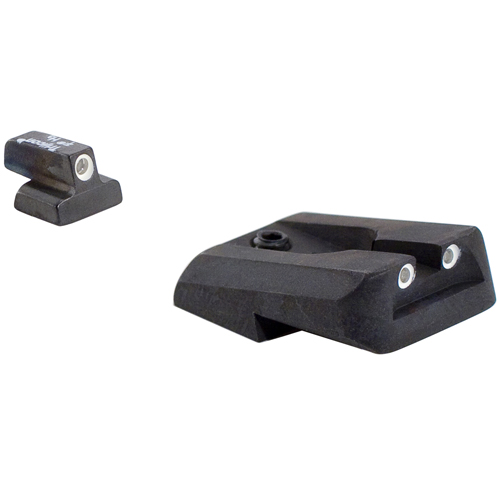 Trijicon Trijicon Novak Compact 3 Dot Front & Rear Night Sight Set .40 SA25