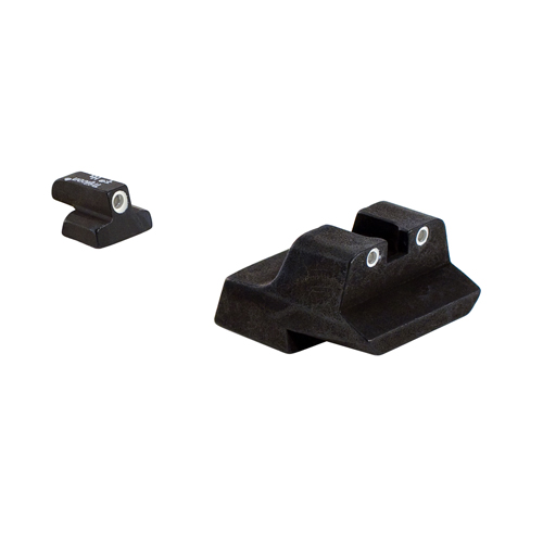 Trijicon Trijicon Chief's Special 3 Dot Front & Rear Night Sight Set .40/.45 SA30