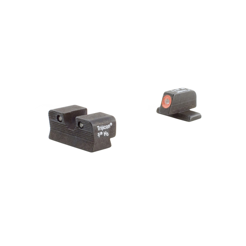 Trijicon Trijicon HD Night Sight Set Orange Front, SIG P225,226,228,239 SG101O