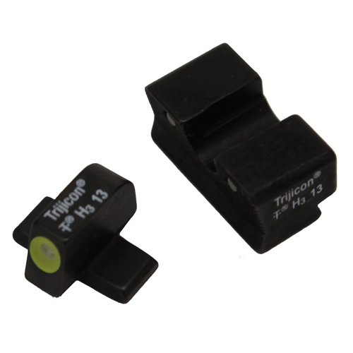 Trijicon Trijicon Sig P220 & P229 HD Night Sight Set Yellow Front SG103Y