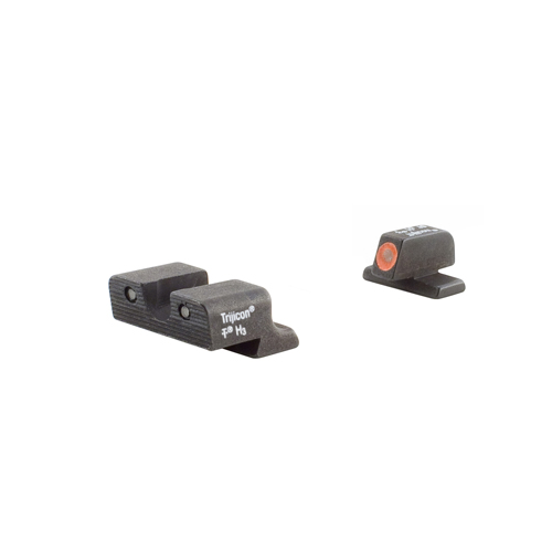 Trijicon Trijicon HD Night Sight Set Orange Front, Springfield XD Series SP101O