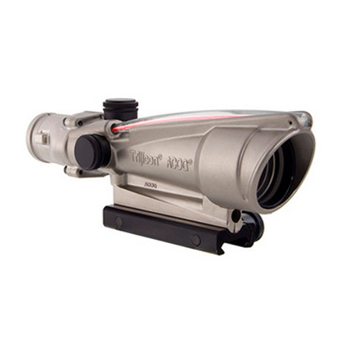 Trijicon Trijicon ACOG 3.5x35 Nickel Boron Dual Illuminated Red Crosshair TA11-D-100204