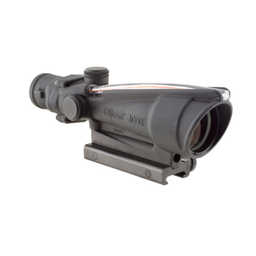 Trijicon Trijicon ACOG 3.5x35 Dual Illuminated Red Chevron .308 TA11E