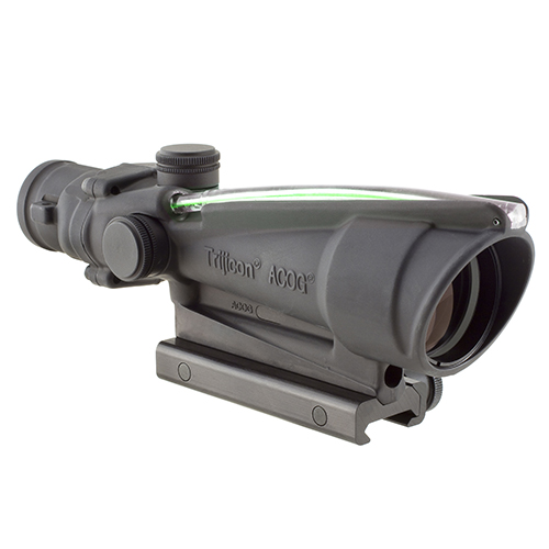 Trijicon Trijicon ACOG 3.5x35 Illuminated Green X 223 w/ TA51 TA11J-G