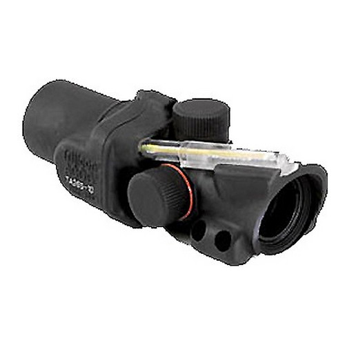 Trijicon Trijicon ACOG 1.5x16 Amber Ring Dot Reticle With Special Ring Short Housing TA26S-10