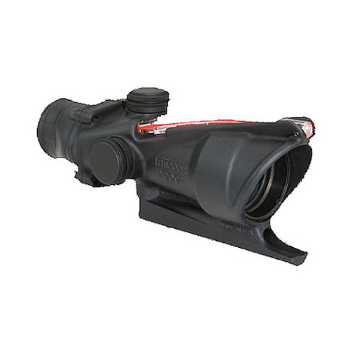 Trijicon ACOG 4x32 Dual Red Triangle .223 Ballistic