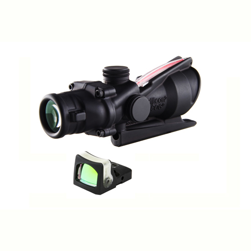 Trijicon Trijicon ACOG 4x32 4x32Dual Illuminated Red Crosshair.223 Reticle TA31RM04