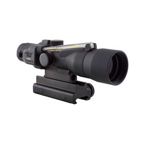 Trijicon ACOG 3x30mm Amber Crosshair 300BLK Reticle