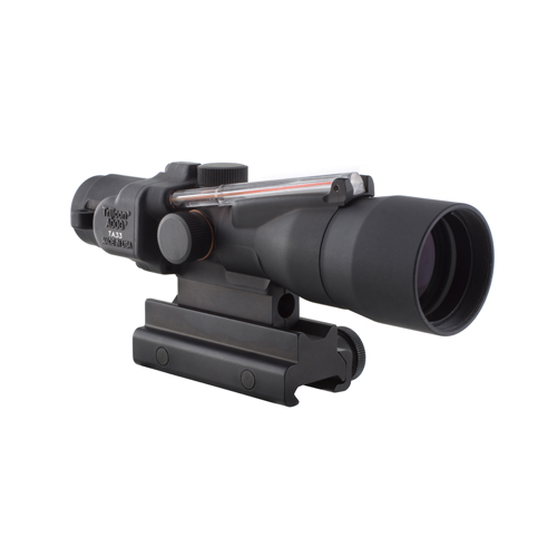 Trijicon Trijicon ACOG 3x30 Dual Red Horseshoe/Dot 223 Ballistic Reticle TA33R-H
