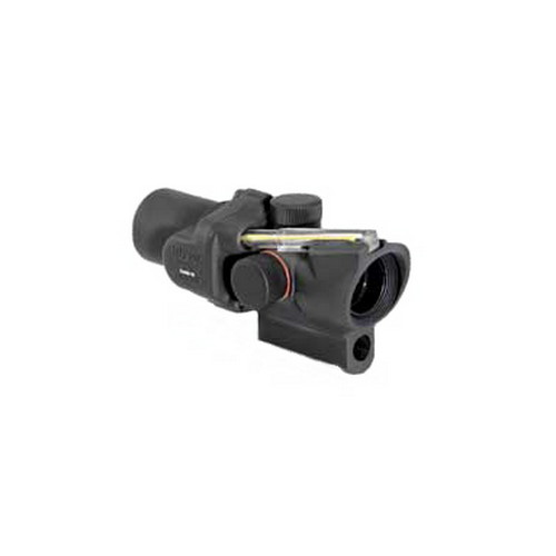 Trijicon ACOG 1.5x16�Amber Ring/Dot w/Short M16
