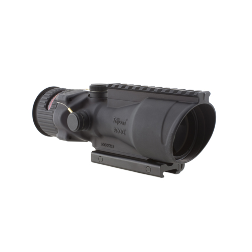 Trijicon ACOG 6x48 Red Chevron .308 w/TA75