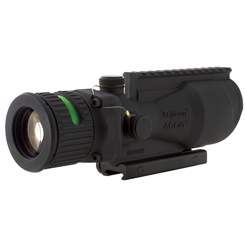 Trijicon Trijicon ACOG 6x48 Dual Illumination Green Chevron .500 Ball TA648-50G