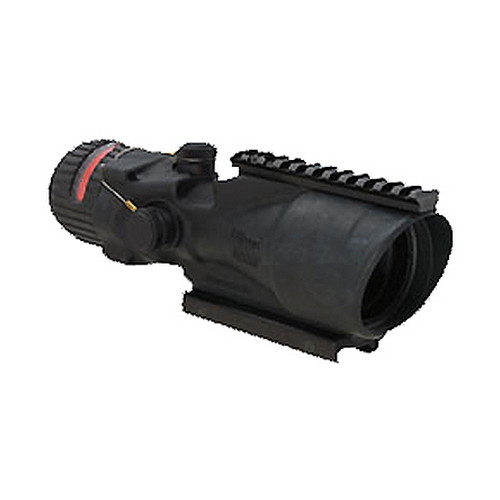 Trijicon ACOG 6x48 Dual Illumination Red Chevron 223 Ball