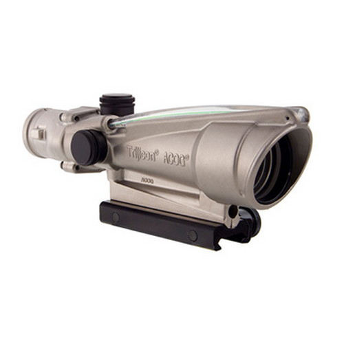 Trijicon Trijicon ACOG 3.5x35 Nickel Boron Dual Illuminated Green Crosshair TA11-D-100205