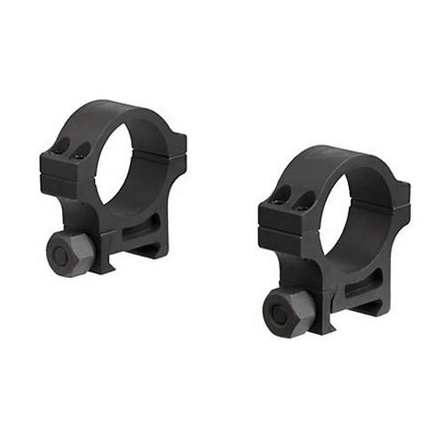 Trijicon Trijicon AccuPoint Rings 30mm Standard Steel Rings TR107