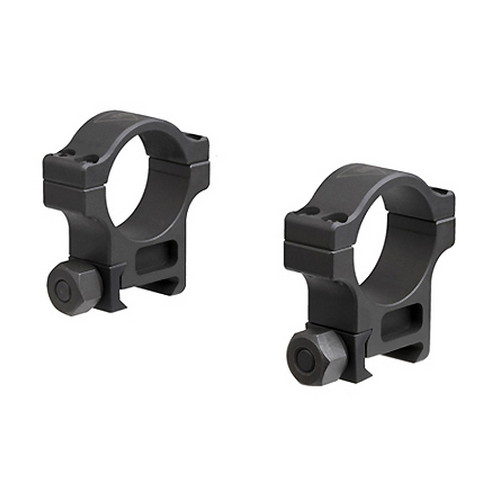 Trijicon Trijicon AccuPoint Rings 30mm Intermediate Steel Rings TR108