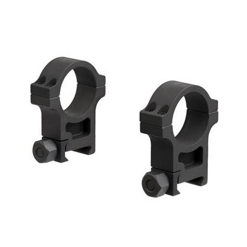 Trijicon Trijicon AccuPoint Rings 30mm Extra High Steel Rings TR109